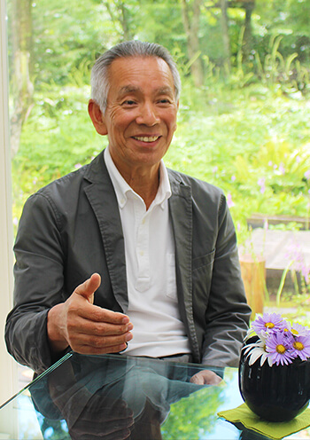 株式会社カナン 代表 田中安夫