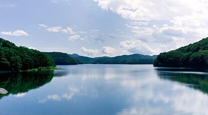 羽鳥湖高原写真